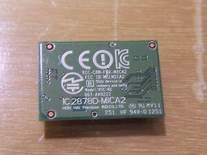 GamePad NINTENDO WII U / WIFI Bluetooth Module Logic Board CHIP IC 2878D -MICA2