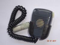 Faustmikro mit Halter u. NF- Stecker 6- polig, DK323, RFT / Funkwerk Köpenick