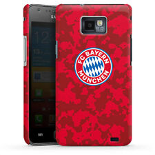Samsung Galaxy S2 Premium Case Cover - Camouflage Muster FCB