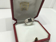 CARTIER LOVE Ring Gr.51 750/000 WEISSGOLD