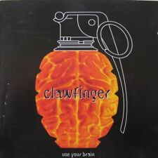 CLAWFINGER - USE YOUR BRAIN - CD