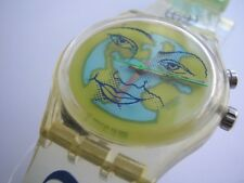"""SWATCH Gent Loomi """"Heart on Earth"""" con luce"""
