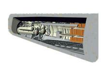 CMK MPM U-Boot typ IXC Rear Torpedo Section & Crew bunks 1:72 Bausatz Kit N72012