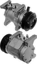A/C Compressor Omega Environmental 20-22082-AM