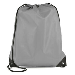 Portable Sports Bag Thicken Belt Riding Backpack Gym Drawstring Waterproof~`