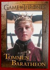 GAME OF THRONES - Season 4 - Card #89 - TOMMEN BARATHEON - Rittenhouse 2015