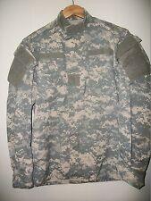 military BDU Shirt/Coat small/long combat digital Camo propper  rip stop /nylon