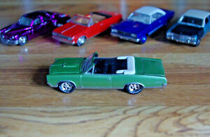 GREENLIGHT 1967 Pontiac GTO Conv. - Muscle Car Garage Hobby Collection, loose