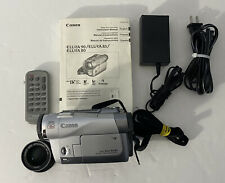 Canon Elura 85 Mini DV Camcorder Player Video Camera Transfer Tested & Working