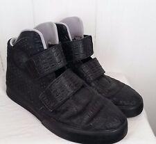 NIKE Sportswear Flystepper 2K3 PRM Sneaker black mens size 10.5