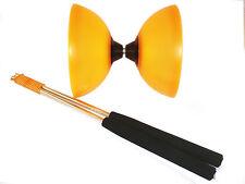 Henrys Vision Diabolo Orange + Henrys Alusticks 32,5cm lang