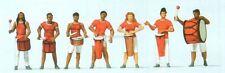 H0 Preiser 24626 Samba-Trommelgruppe. Figuren.  OVP