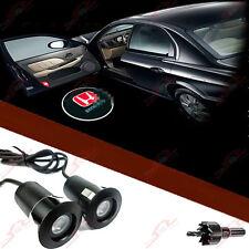 2x Für Alle HONDA Türlicht Shadow Laser Einstiegsbeleuchtung LED Logo Projektor