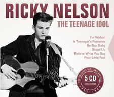 Ricky Nelson - The Teenage Idol (5CD)