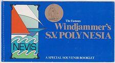 (Q5-129) 1980 NEVIS special souvenir booklet of stamps