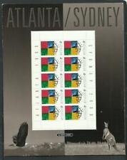 Australia year: 1996. theme: Atlanta to sydney - 1996 -- 2000.
