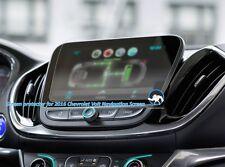 Tuff Protect Clear Screen Protectors for 2016 2017 2018 Chevrolet Volt