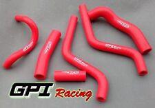 silicone coolant hose kit Honda CR250R CR 250 R 2-stroke 1988-1991 1989 1990