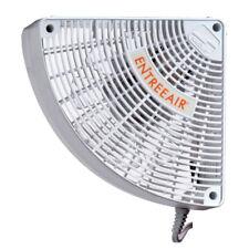 EntreeAir 5 in. Single Speed Door Frame Fan in White New