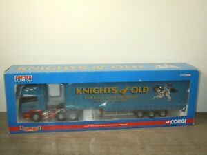 Scania R Series Knights of Old - Corgi CC13706 - 1:50 in Box *53517