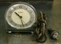 Hammond Art Deco Electric Alarm Clock