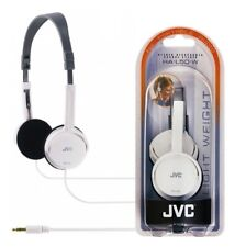 JVC HA-L50 Blanc Léger Stylish Écouteurs Stéréo Original / Tout Nouveau
