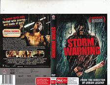 Storm Warning-2007-Nadia Fares-Movie-DVD