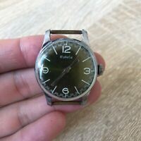 Watch Raketa 2609 Vintage Wristwatch Rare USSR Soviet Russia SSSR SU