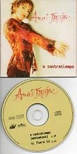 "ANA TORROJA / MECANO ""A CONTRATIEMPO"" SPANISH CD SINGLE - GATEFOLD"