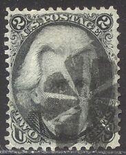 U.S. #73 Used - 2c Blackjack ($55)