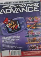 Nintendo Power Advance Pull Into Winning Circle Guide