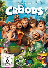 Die Croods - DVD