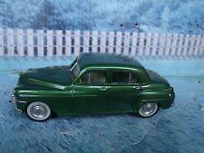 1/43 Alloy Forms Motor City 1  '49 DeSoto Custom Handmade White Metal Model car