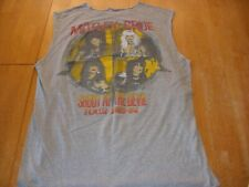 Motley Crue Shout at the Devil 1983-84 100% Original Vintage concert t-shirt M