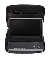 """10"""" Black Carry Case For Logik L9SPdvd12 DVD Player"""