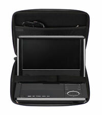 "10"" Black Carry Case For Logik L9SPdvd12 DVD Player"