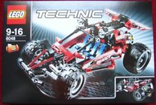 Euc Rare Collector Hard To Find Lego Technic 8048 Dune Buggy 2010 Edition