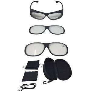 FALINGO Vergrößerungsbrille Lupenbrille MAGNETO EDITION 200% / 300% Vergrößerung