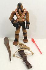 Hasbro Star Wars ROTS Wookiee Warrior II Kashyyyk Battle Bash Action Figure