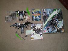 Gundam 1/100 Lot of 2 Gundam Deathscythe Hell Xxxg-01Ds Mg Hg BanDai Assembled