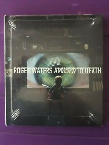 Roger Waters-Pink Floyd Amused to Death SACD US Import Brand New Sealed