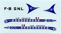 "DINKY TOYS 706 : VICKERS VISCOUNT AIRLINER "" Air France "" transfert / transfer"