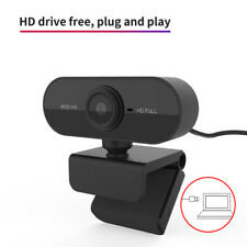 TOP Webcam HD 1920*1080P Kamera USB 2.0 Mit Mikrofon für Comput
