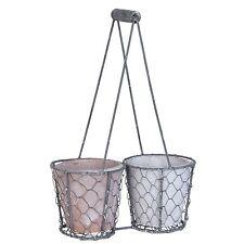 Markenlose Deko-Gefäße & -Schalen im Landhaus-Stil aus Metall