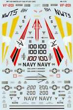 MICROSCALE DECALS 1/48 Grumman F-14 Tomcats # SS481175