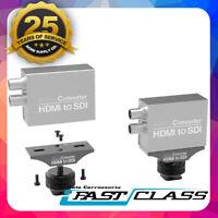 "All-mode Blackmagic BMD Broadcast Design Micro Converter Hot Shoe 1/4"" Holder"
