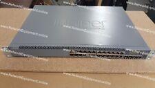 Juniper Networks EX3300-24T + BRACKETS  SFP+ 10GB Gigabit switch