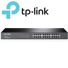 TP-Link 24 Port Gigabit Rackmount Ethernet Switch 10/100/1000Mbps TL-SG1024