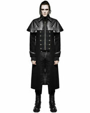 Punk Rave Polyester Long Coats & Jackets for Men