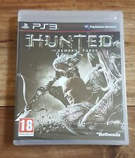 HUNTED THE DEMON'S FORGE Jeu Sur Sony PS3 Playstation 3 Neuf Sous Blister VF
